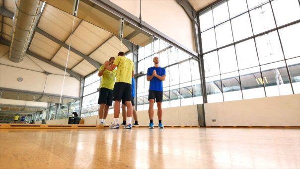 Beweglichkeit im Sprunggelenk wiederherstellen - So geht's!