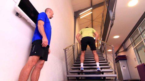 Verbessere deine Koordination im Sprung mit dieser effektiven Sprungkraftübung