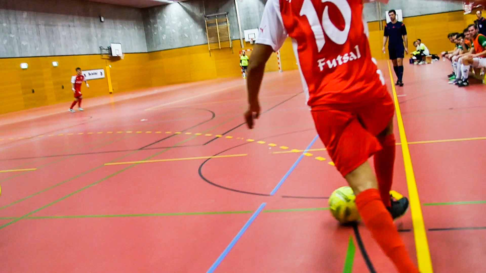 Futsal: Hallenfussball für Profis – Kick it like Ronaldo, Messi & Co