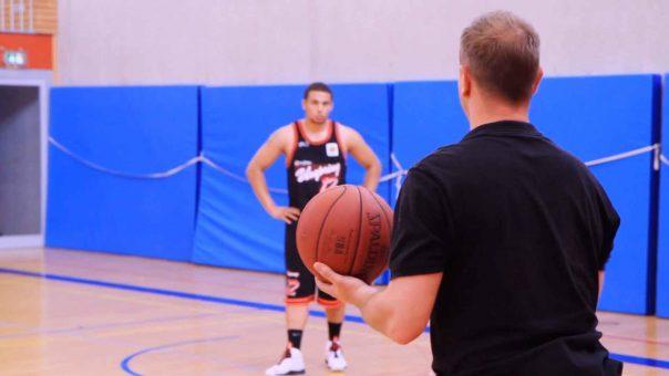 Basketballprofi Andreas Obst über Spaß am Sport, gute Trainer und die perfekte Basketball-Ausbildung