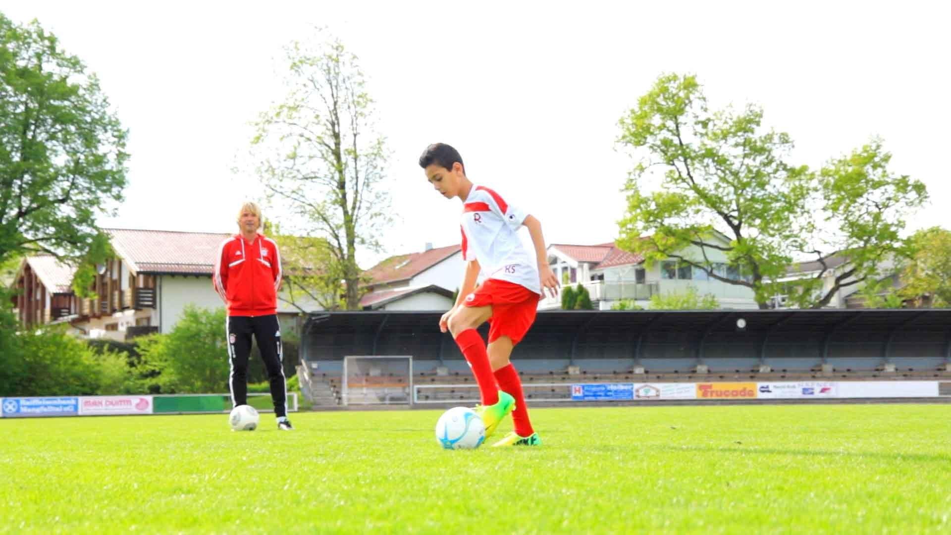 7 Secrets: Was junge Fußballer wissen müssen | Nr. 7: Unterschied zwischen Hindernis und Herausforderung