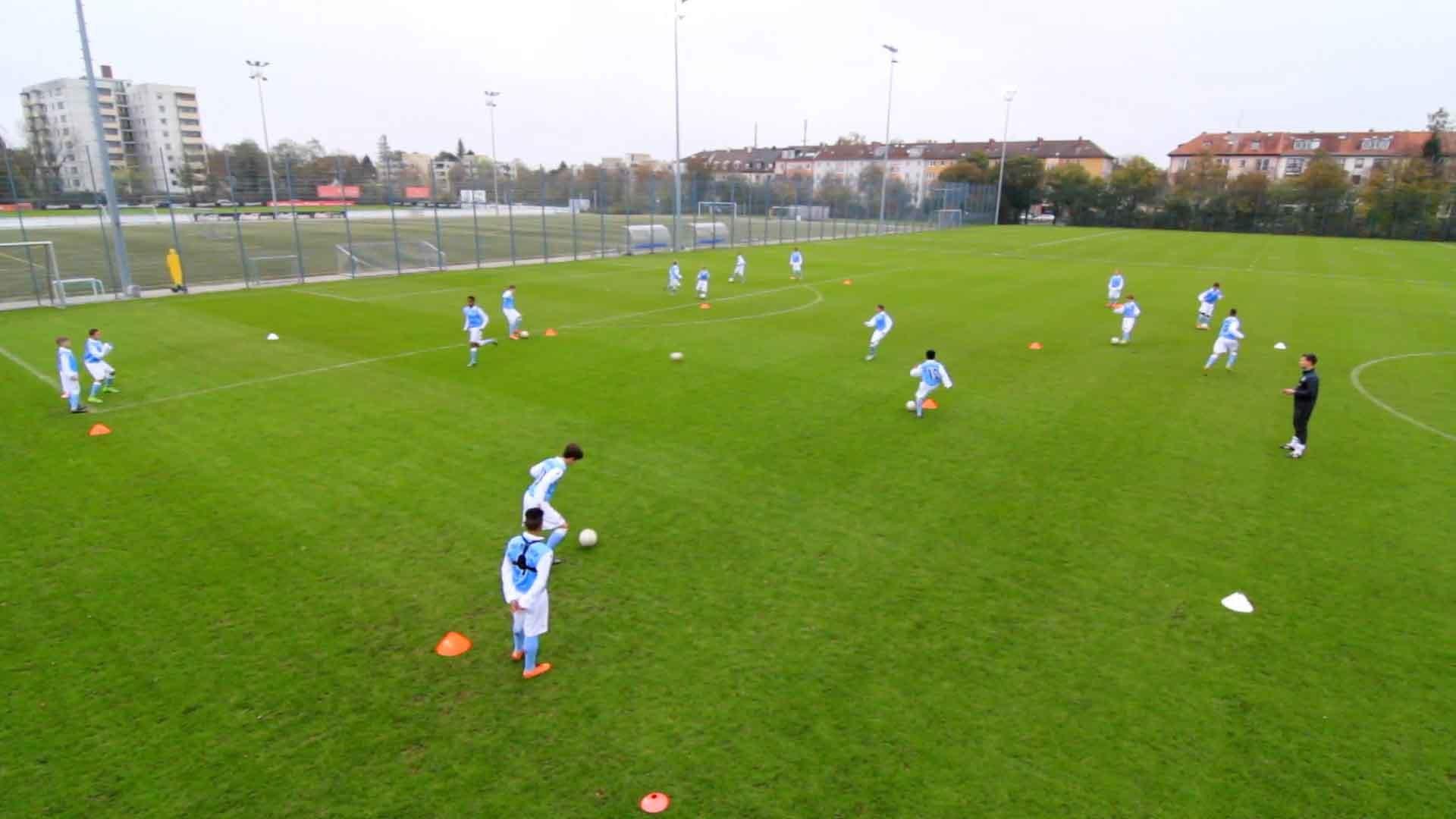 Ballschule: Pendel