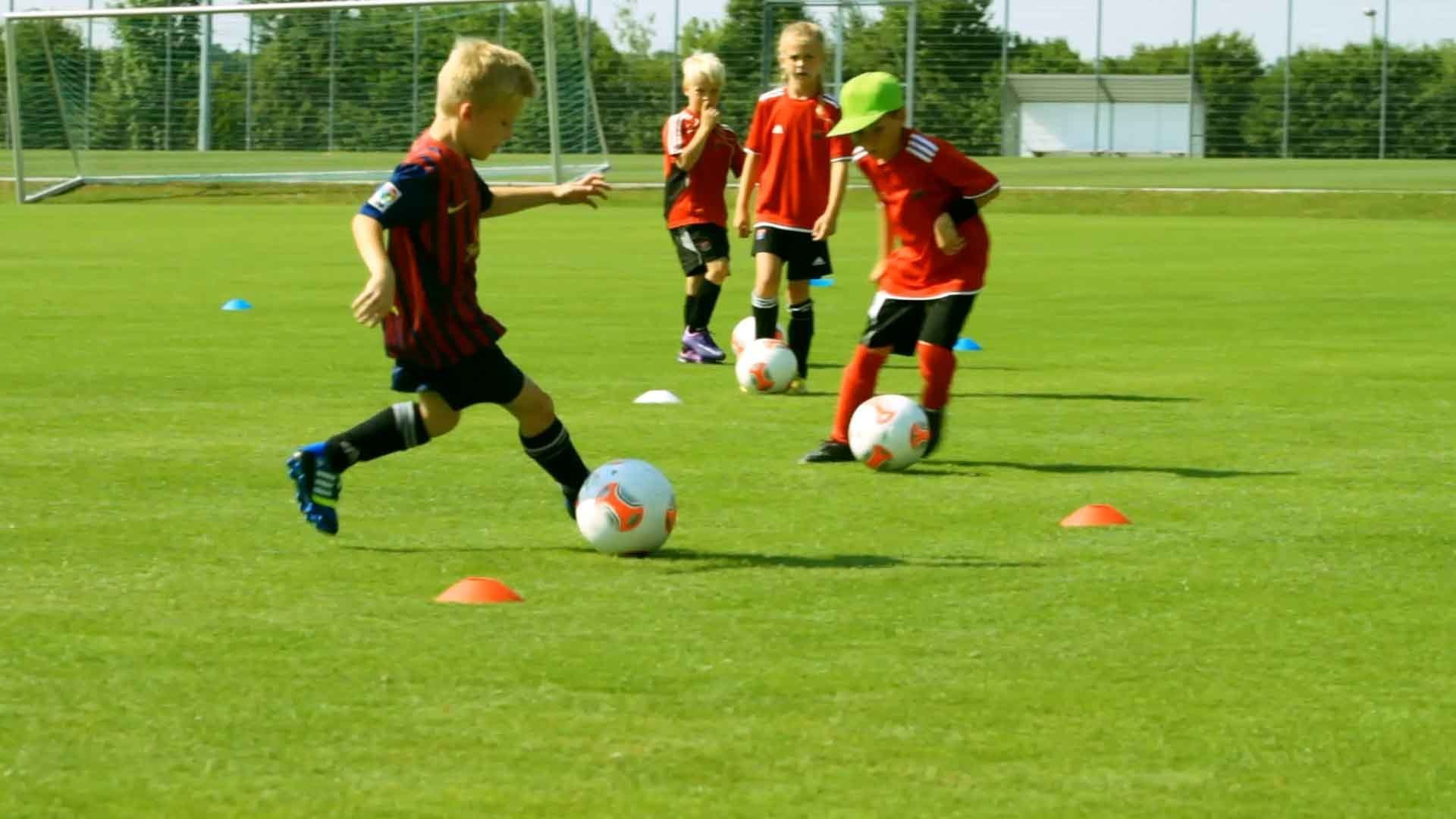 Checkliste Fur Das Perfekte Fussball Jugendtraining