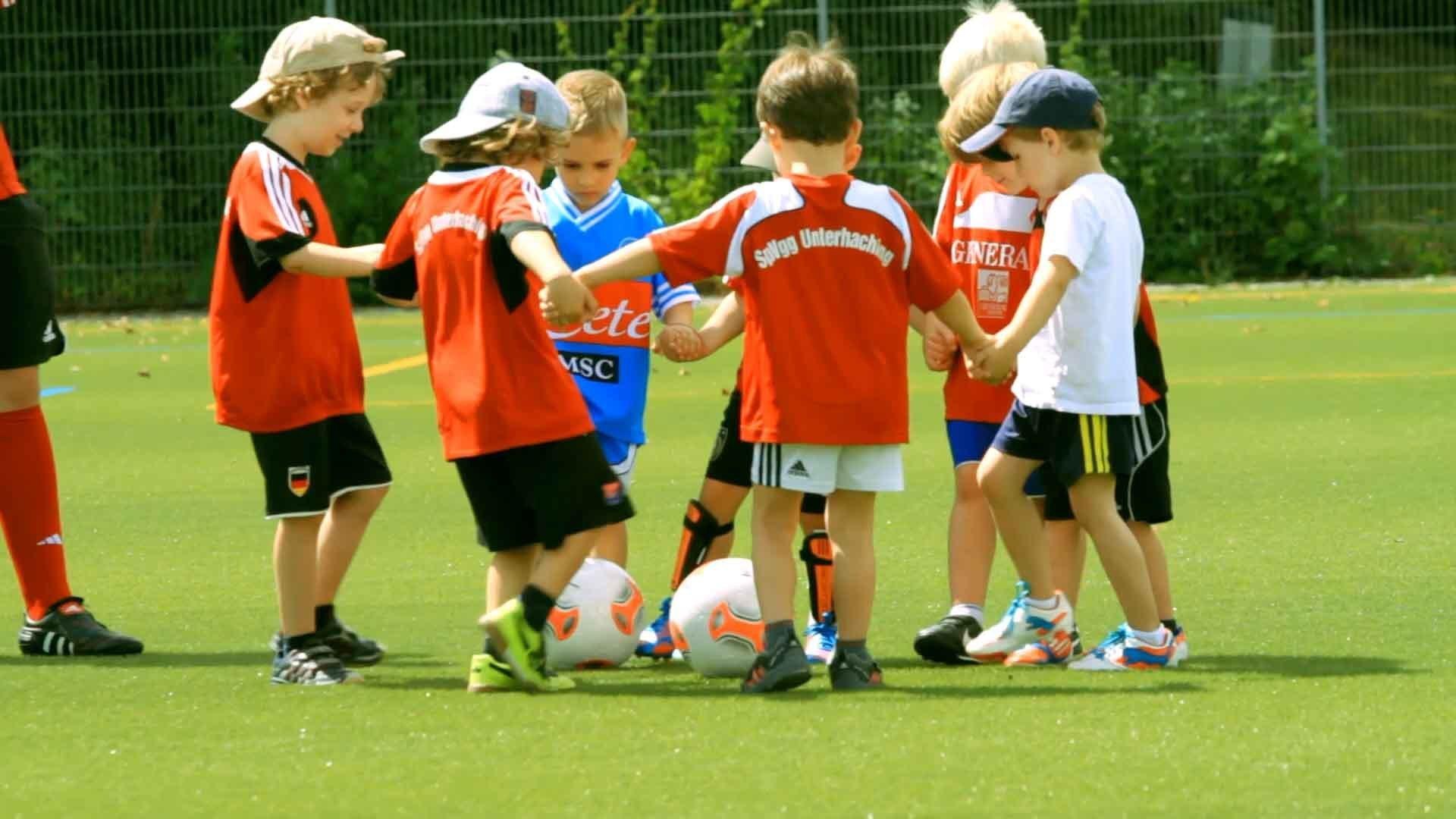 Die Wichtigsten Tipps Furs Fussball Bambini Training