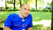 Fußball-Koordinationstrainer Oliver Pelzer persönlich