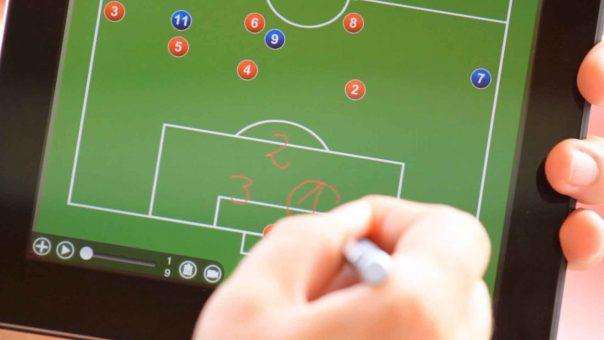 Taktische Feinheiten im Fußball: Verteidigen des Rückraumpasses