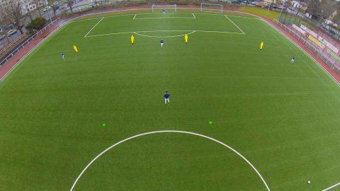 Richtige Entscheidungen treffen im Fußballspiel | Der 10er als Spielentscheider!