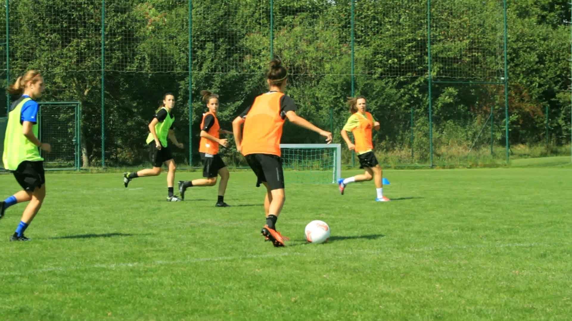 Spielaufbau, Orientierung & Koordination