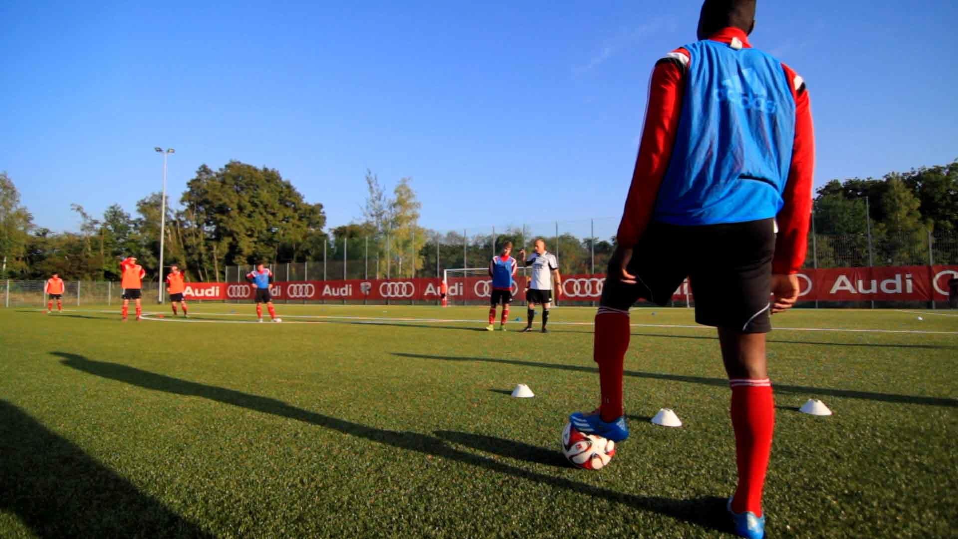 Gewalt auf dem Fußballplatz – Wenn nicht nur gegen den Ball getreten wird