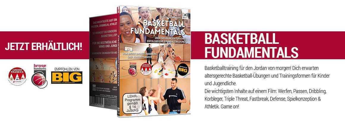 Basketballtraining - 1x1SPORT
