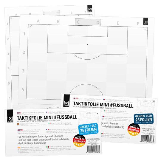 Taktikfolie #Fußball Mini