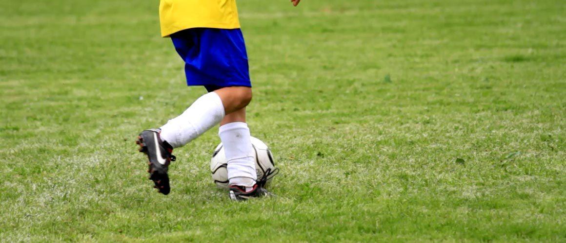 """Fußballübung für das """"Aufdrehen"""" / U10, U11, U12, U13"""