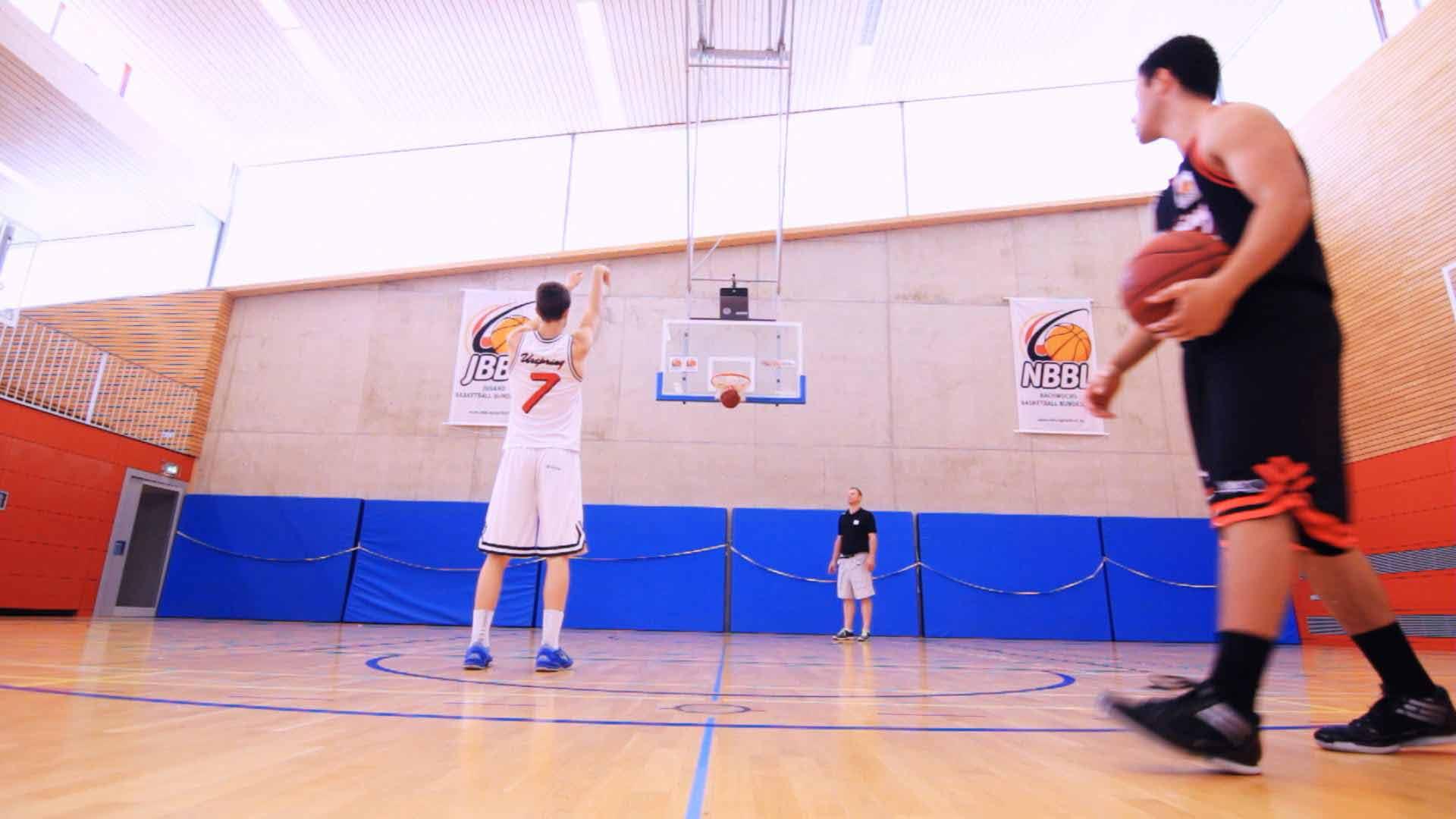 Basketball-Wurftraining - Der perfekte Wurf: Übungen und