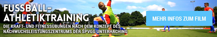 Zum Film: Fußball-Athletiktraining