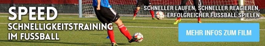 Zum Film: SPEED | Schnelligkeitstraining im Fußball