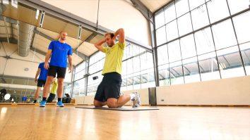 Übung Kniesprünge für mehr Schnellkraft!