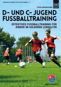 D- und C-Jugend-Fussballtraining