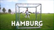 """Fußballübung """"Hamburg"""": Sprint und Zweikampf im Quadrat"""