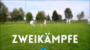 Fußballzweikämpfe: Technik, Reaktion, Antizipation