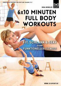 6×10 Minuten Full Body Workouts