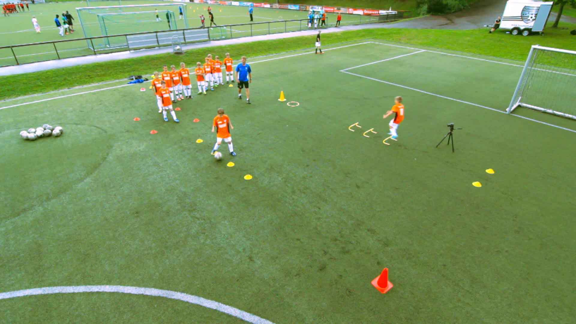Jugendfussball Das Richtige Alter Zur Positionsfindung