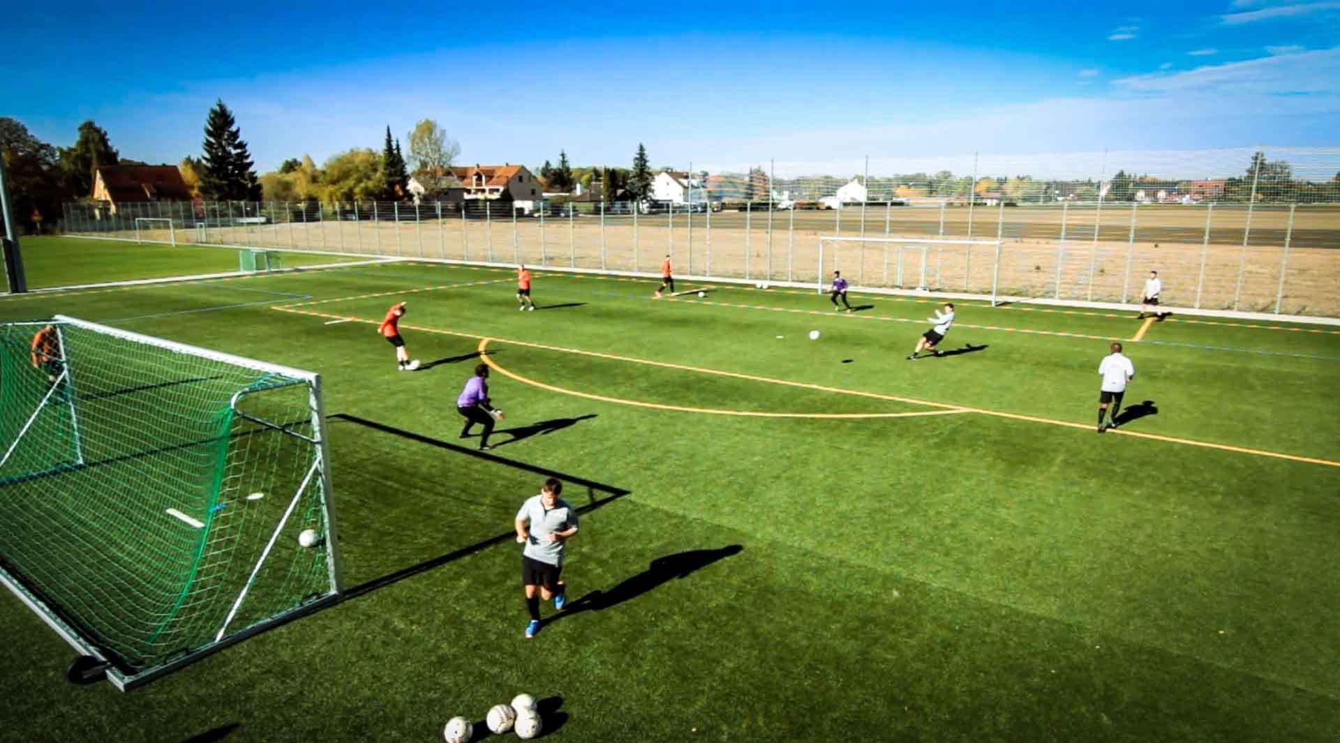 Fussballtraining Playlist 6 Balle Tore