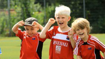Kinderfußball: Tipps und Tricks für altersgerechte Bambini-Trainingseinheiten