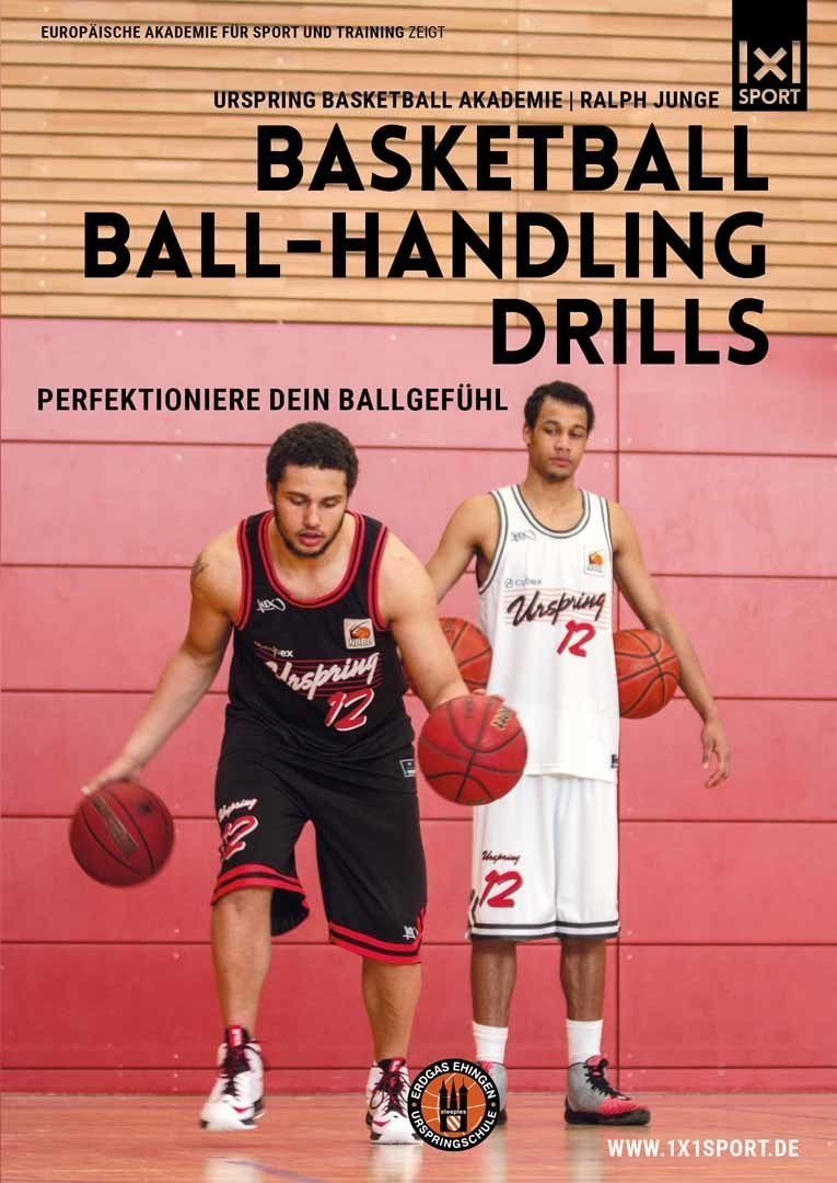 Basketball Ball-Handling Drills