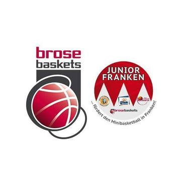 Team Brose Baskets Bamberg & Junior Franken