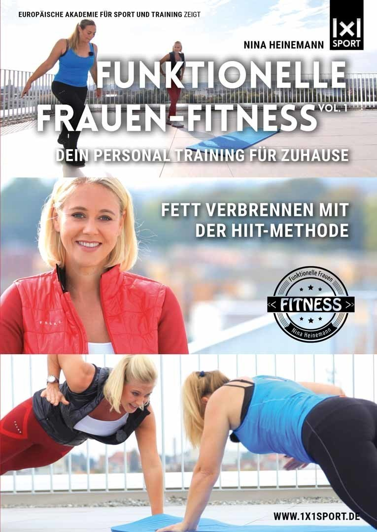 Funktionelle Frauen-Fitness Vol.1