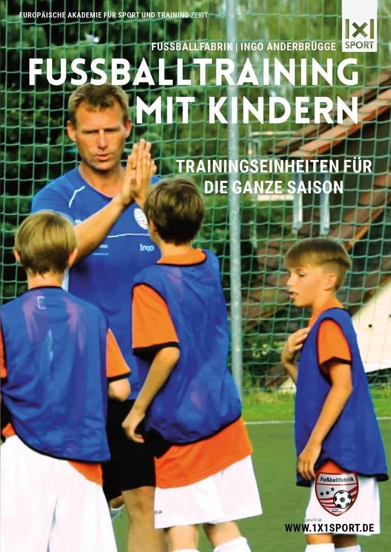 Fussballtraining mit Kindern