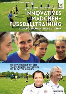 Innovatives Frauen-Fussballtraining