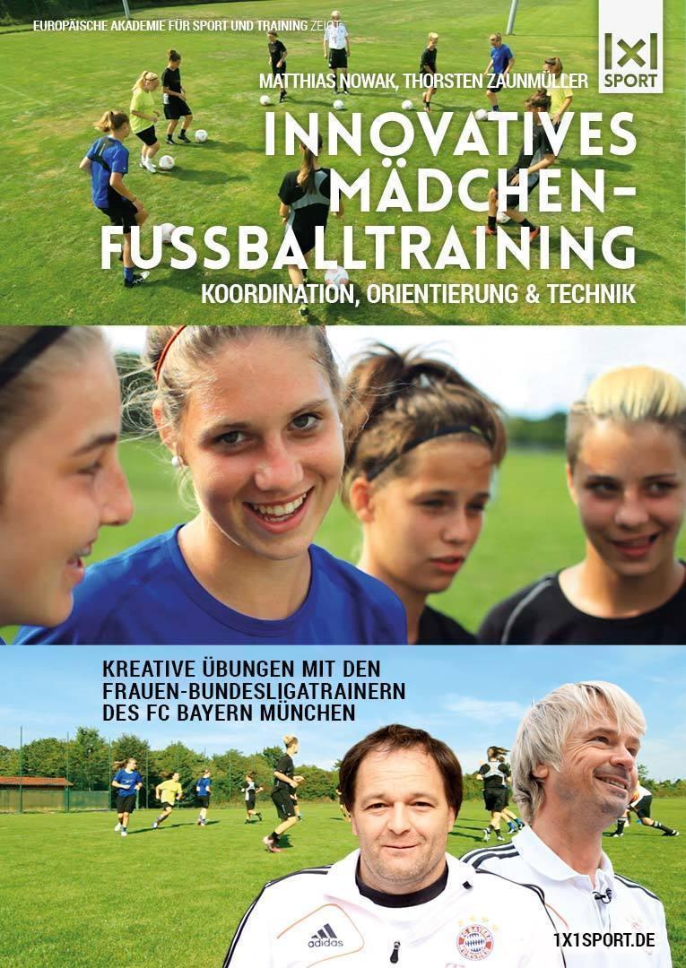 Innovatives Frauen-Fussballtraining