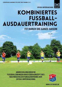 Kombiniertes Fussball-Ausdauertraining