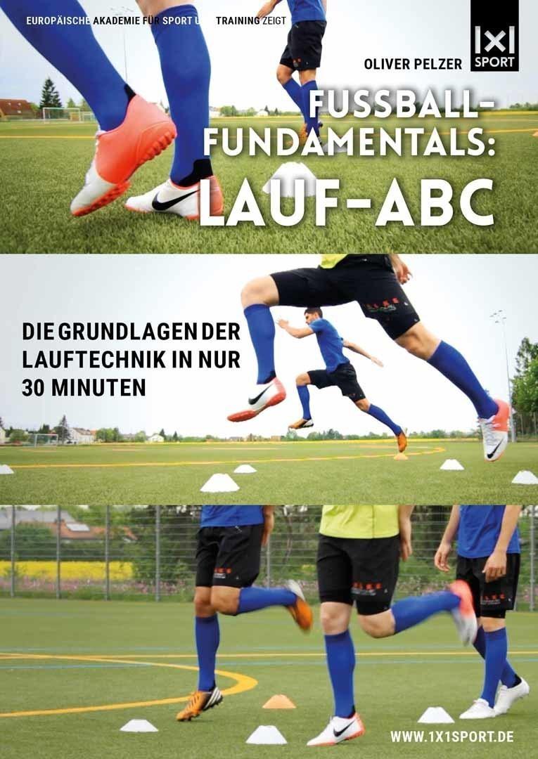 Fussball-Fundamentals: Lauf-ABC