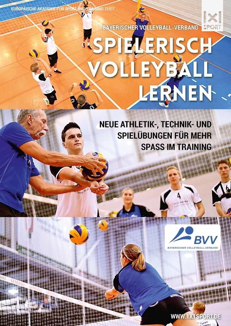 Spielerisch Volleyball lernen