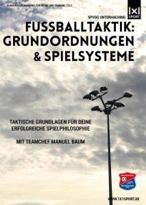 Fussballtaktik: Grundordnungen & Spielsysteme